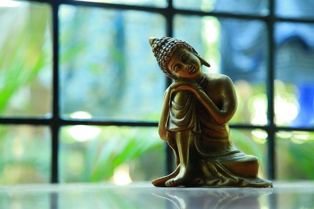 arany buddha szobor
